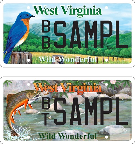 West virginia division of natural resources new wildlife for Wv fishing license online